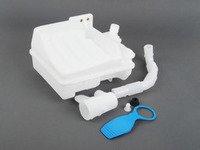 ES#2834693 - 1K0955453SKT - Washer Reservoir Kit - Replacement washer fluid reservoir - Assembled By ECS - Audi Volkswagen