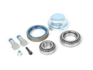 ES#2738746 - 2103300051 - Front Wheel Bearing Kit - Priced Each - Includes everything you need to replace one front wheel bearing - FAG - Mercedes Benz