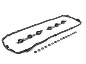 ES#2792769 - 11120030496KT - Ultimate Valve Cover gasket Kit  - Includes valve cover gasket and sealing washers - Elring - BMW