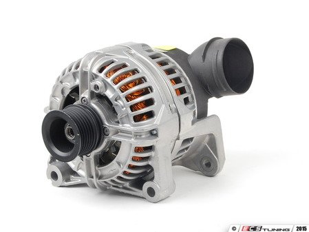 ES#2834927 - 12317501599rKT - Remanufactured Alternator - 120amp - Price includes $111 core charge - Bosch - BMW