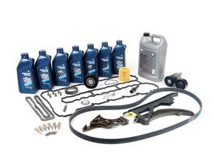 ES#2581914 - OEN54TMGKT - Timing Chain Kit - Everything you need to do a complete timing chain service using genuine BMW components - Genuine BMW - BMW