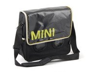 ES#253682 - 82290432493 - MINI Cool Bag - Black - To match your MINI and cool your drinks - Genuine MINI - MINI