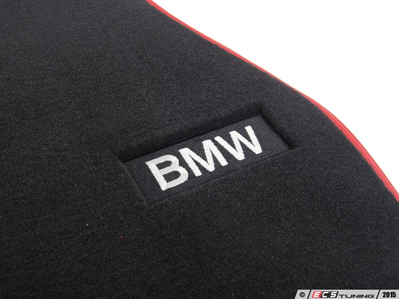 Genuine Bmw 51472339459 Sport Line Front Carpeted