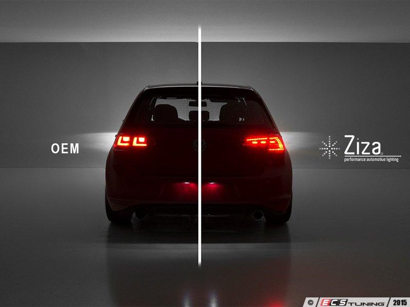 Ecs News Vw Mk7 Golf Gti R Euro Led Tail Light Sets