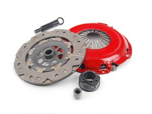 ES#3103511 - k70007hdofedmfKT - Stage 2 Endurance Clutch Kit - Designed for track use while still streetable. Conservatively rated at 415ft/lbs. - South Bend Clutch - Audi Volkswagen