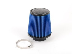 "ES#518461 - 24-30017 - Universal Pro 5R Air Filter - Blue (oiled) - Replacement filter with 3.0""inlet, 6""base, 4.75""top, and 6""height - AFE - Volkswagen"