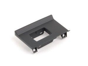 ES#388964 - 4E1867375A7PE - Memory seat switch trim - left - Sabre (black) - Replace your worn or broken interior trim - Genuine Volkswagen Audi - Audi