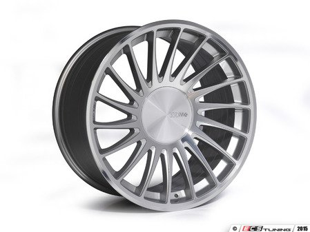 "ES#3145733 - 3s4211clrKT - 20"" Style 0.04 Wheels - Set Of Four - 20""x10.5"" ET27 CB66.6 5x112 Silver/Cut - 3SDM - Audi"
