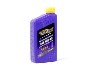ES#261604 - 11484 - Engine Oil (0w40) - 1 Quart - A specific blend used to provide instant protection in the most demanding conditions - Royal Purple - Audi BMW Volkswagen Mercedes Benz MINI Porsche