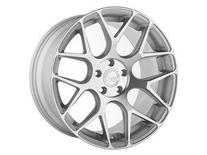 "ES#2702835 - M590KT2 - 19"" M590 Wheels - Set Of Four - 19""x8.5"" ET35 CB57.1 5x112 Satin Silver - Avant Garde - Audi"