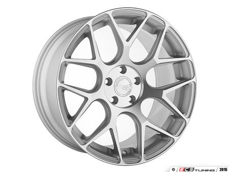 "ES#3149758 - m590msm5122010KT - 20"" M590 Wheels - Set Of Four  - 20""x10"", ET35, CB66.56, 5x112, Satin Silver - Avant Garde - Audi"