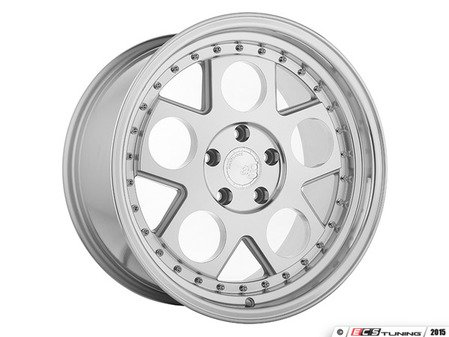 "ES#2840695 - m2301128msKT - 18"" M230 - Set Of Four - 18""X8"" ET45 5x112 - Machine Silver - Avant Garde - Volkswagen"