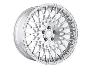 "ES#2836907 - M540-1KT1 - 19"" M540 Wheels - Square Set Of Four - 19""x9.5"" ET40 C57.1 5x112 Silver Machined - Avant Garde - Audi Volkswagen"