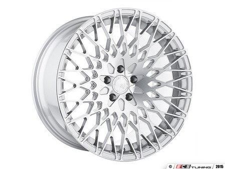 "ES#2918917 - M540KT1 - 20"" M540 Wheels - Set Of Four - Machined Silver - 20""x10"" ET35 57.1CB 5x112 - Machined Silver Finish - Avant Garde - Audi"