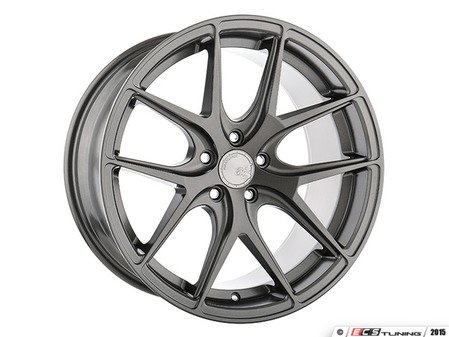 "ES#2862343 - M580-12KT - 19"" M580 wheels - set of four - 19""x8.5"" ET40 CB57.1 5x112 Dolphin Grey - Avant Garde - Audi"
