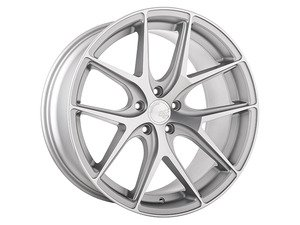 "ES#2862342 - M580-11KT - 19"" M580 wheels - set of four - 19""x9.5"" ET40 CB57.1 5x112 Satin Silver - Avant Garde - Audi"