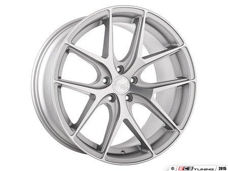 """ES#2804363 - M580KT1 - 19"""" M580 Wheels - Set Of Four - 19""""x8.5"""" ET35 CB57.1 5x112 Satin Silver  - Avant Garde - Audi"""