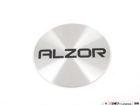"""ES#2837012 - 040capstick - Sticker For Center Cap On 040 Wheels - Replace your worn or damaged sticker. 2.5"""" - Alzor - Audi Volkswagen MINI"""