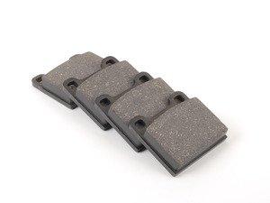 ES#2592817 - 91435290301 - Rear Brake Pad Set - ATE Premium One brake pads - ATE Premium One - Porsche