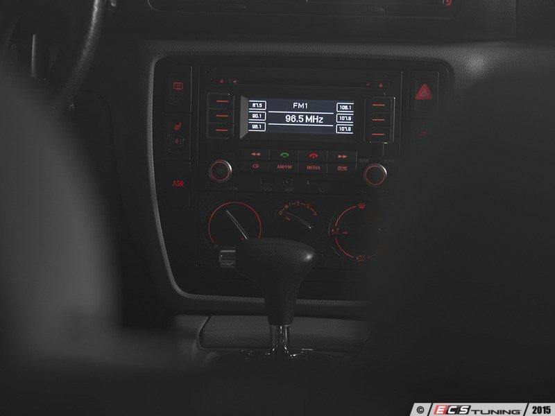 ECS News - VW MKIV Jetta Genuine Radio Upgrade