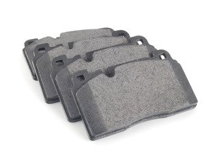 ES#2828390 - 8R0698151J - Front Brake Pad Set  - Regain the stopping power in your vehicle. - Textar - Audi