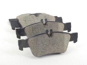 ES#2526520 - 0054203920 - Front Brake Pad Set - Does not include wear sensor - Meyle - Mercedes Benz