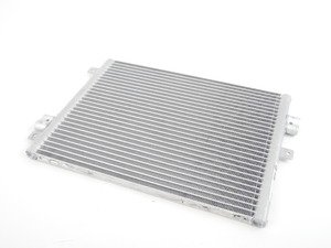 ES#2580423 - 99757391102 - Air Conditioning Condenser - Priced Each - Located in front of the radiators on the left and right sides of the front bumper - Two required - Mahle-Behr - Porsche