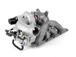 F23T Hybrid Turbocharger