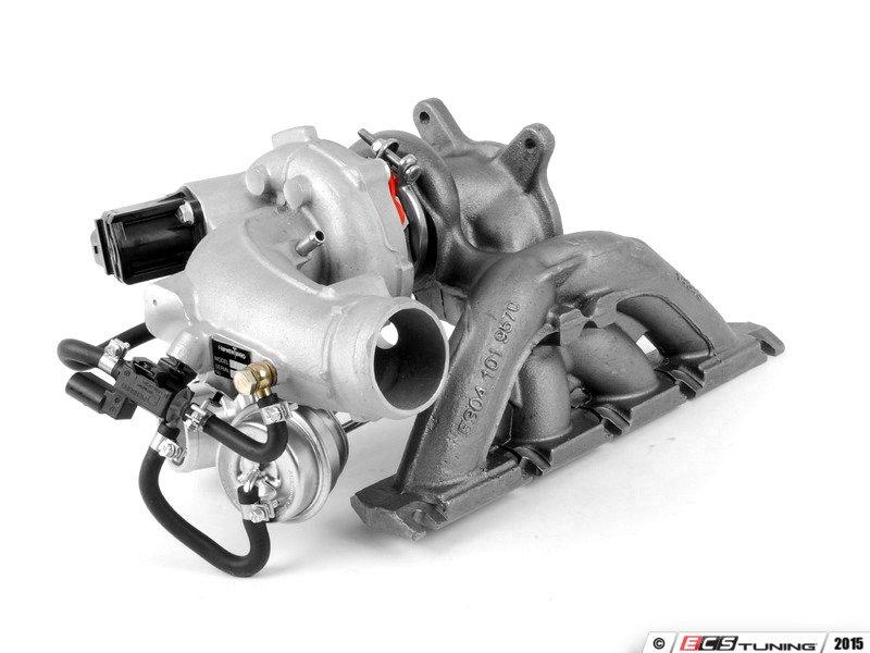 Audi a3 8p hybrid turbo