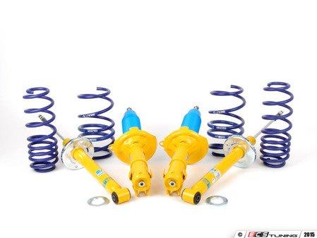 "ES#8466 - 54748-2bsc - H&R Sport Spring & Bilstein Sport Shocks Combo - Avg. Low 1.4""F & 1.3""R - Assembled By ECS - Volkswagen"