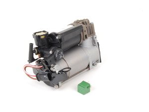 ES#2749169 - 2113200304KT -   Air Compressor Kit  - Includes replacement relay required by Mercedes-Benz. Price includes a $79.30 refundable core charge. - Genuine Mercedes Benz - Mercedes Benz