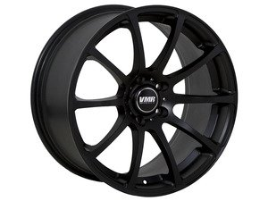 "ES#2562173 - V13281KT - 18"" V701 - Set Of Four  - 18""X8.5"" ET45 5x112 - Matte Black - VMR - Volkswagen"
