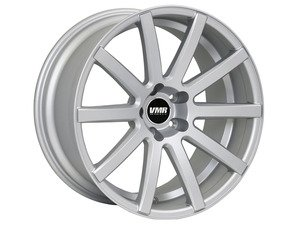 "ES#2954100 - V13746kt - 18"" V702 Wheels - set of four  - 18""X8.5"" ET35 66.6CB 5x112 Matte Gunmetal - VMR - Audi BMW"