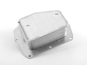 ES#1627665 - 1041800309 - Heat Exchanger - Water cooled oil cooler - Genuine Mercedes Benz - Mercedes Benz