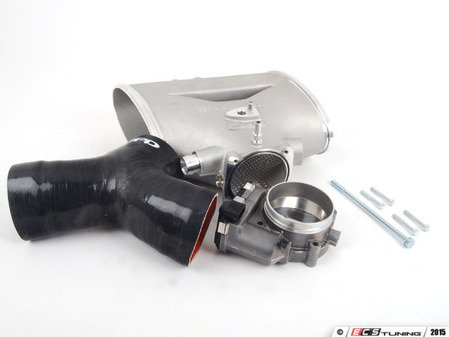 ES#2785201 - 81482KT - 981 Boxster/Cayman Competition Plenum with 82mm GT3 throttle Body - Complete upgrade for 14 HP and 12 ft/lbs of torque! - Assembled By ECS - Porsche