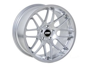 "ES#2837042 - v13565KT - 18"" V703 - Set Of Four  - 18""X8.5"" ET45 5x112 - Super Silver - VMR - Volkswagen"