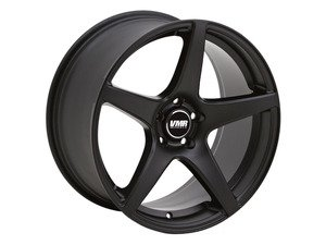 "ES#2954103 - V13554kt1 - 18"" V705 Wheels - Set Of Four  - 18""X9.5"" ET45 66.6CB 5x112 Matte Black - VMR - Audi"