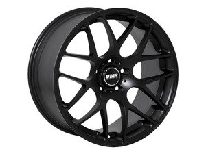 "ES#2228828 - V13190kt - 18"" V710 - Set Of Four  - 18""X8.5"" ET45 5x112 - Matte Black - VMR - Volkswagen"