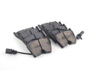 Front HPS 5.0 Performance Brake Pad Set