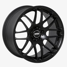"ES#2652230 - V13388KT - 19"" V718 Wheels - Set Of Four - (NO LONGER AVAILABLE) - 19""x9.5"" ET45 CB66.6 5x112 Matte Black - VMR -"