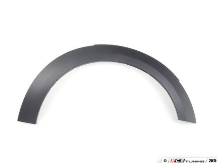 ES#2703671 - 51779800762 - Cover For Wheel Arch - Passenger Side ( Right ) - Used on the front fender : Euro arch , no side reflector - Genuine European Mini - MINI