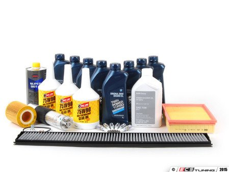 ES#2162499 - E46IN2ENLVXI - Inspection 2 - Service Kit - Includes all parts required to perform your Inspection 2 service. - Assembled By ECS - BMW
