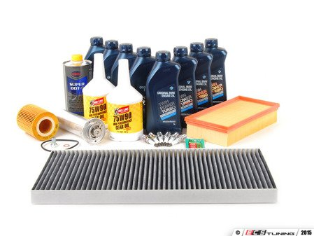 ES#253074 - E53M54IN2 - Inspection II Service Kit - Includes all required parts to service your BMW - Assembled By ECS - BMW