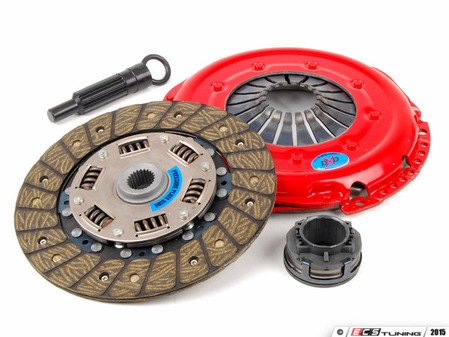 ES#3477644 - k70205hdosmfKT1 - Stage 2 Endurance Clutch Kit - Designed for track use while still streetable. Conservatively rated at 325ft/lbs. - South Bend Clutch - Audi Volkswagen