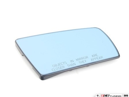 ES#1725064 - 2028100021 - Mirror Glass - Right Side - Genuine Mercedes Benz - Mercedes Benz