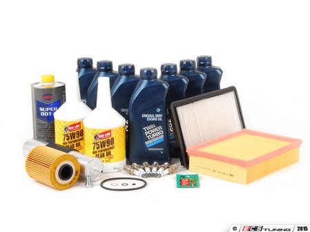 """ES#251226 - e36m3in2 - Inspection II Service Kit - All of the parts needed to complete a """"Inspection II"""" service - Assembled By ECS - BMW"""