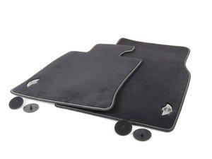 ES#2228699 - 51472239380 - Cosmopolitan MINI Floor Mats - Front Set - Replace or upgrade to factory MINI mats - Genuine MINI - MINI