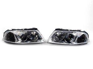 OE Style Headlight Set - Chrome