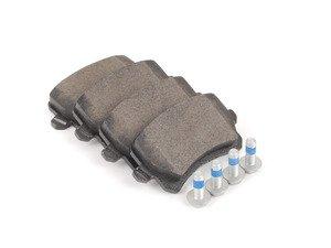 ES#2816873 - 3C0698451C - Rear Brake Pad Set - Includes wear sensors - Mintex - Volkswagen