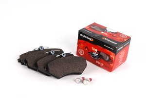 ES#399 - D371MTX - Red Box Brake Pads - Restore your stopping power - No sensor wires - Mintex - Volkswagen